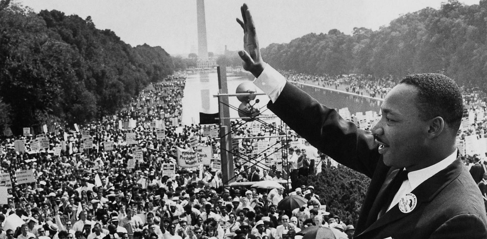 Quel che resta del sogno di Martin Luther King, cinquant'anni dopo il suo assassinio