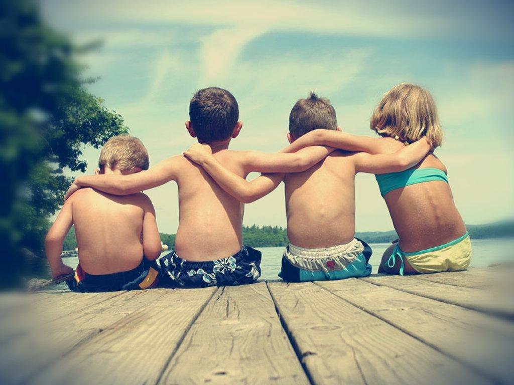 Le cinque virtù che deve avere un vero amico