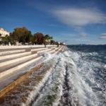 L'organo marino che a Zara raccoglie e racconta il suono del mare e delle sue onde